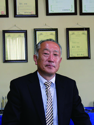 代表取締役社長 橋本 秀昭