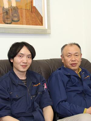 代表取締役社長 宇野 茂生