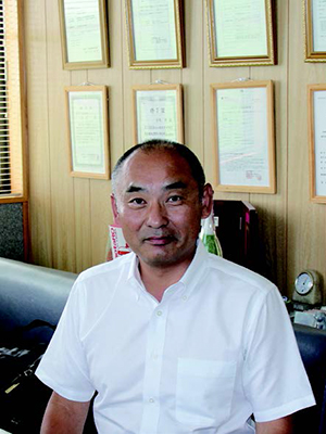 代表取締役社長 古矢 昇