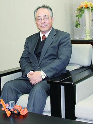 代表取締役社長 飯田 州良