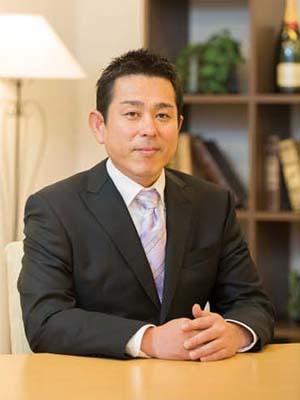 代表取締役社長 原田裕二