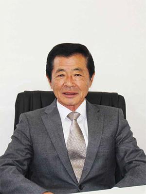 代表取締役 飯塚 保男