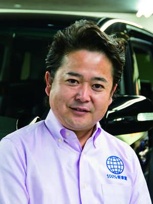代表取締役社長 八木勝之
