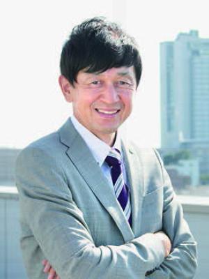 代表取締役社長 福井 英治