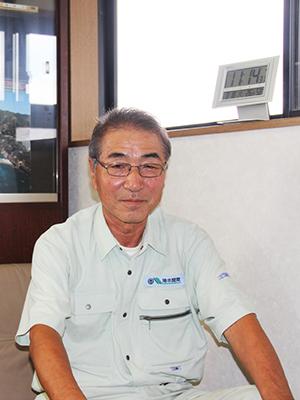 地水開発株式会社 代表取締役